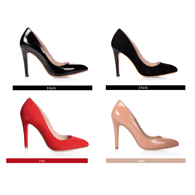 Design your own custom made shoes at chiko shoes - pointy toe kyra
