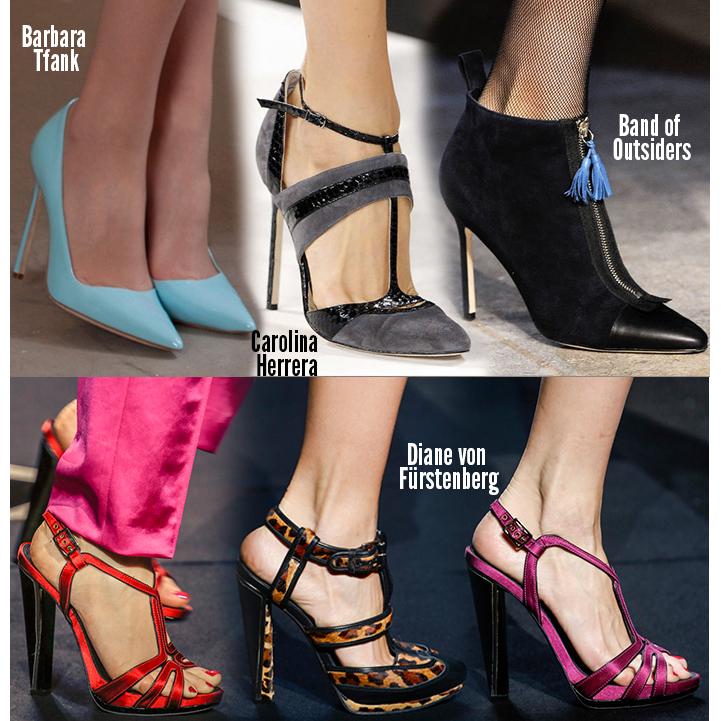 New York Fashion Week Fall 2013 Shoes