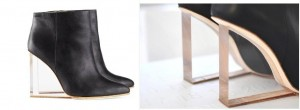Lucite Boots From CHIKO Shoes