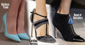 New York Fashion Week Shoes Fall/Winter 2013-2014