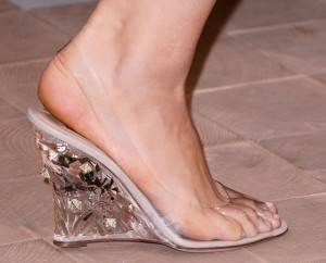 CHIKO Shoes Trend Report 2013 - Valentina Lucite Shoes