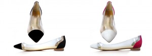 Lucite Flat from CHIKO Shoes