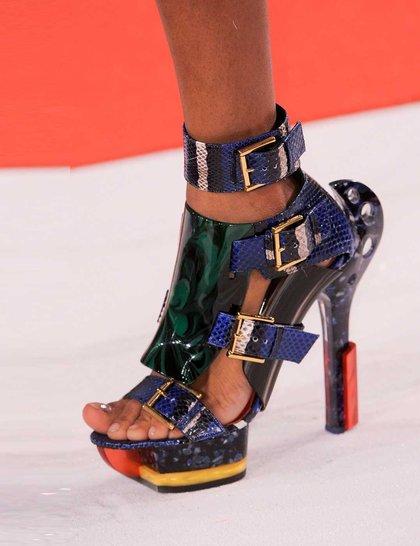 alexander mcqueen paris fashion week springsummer 2014