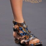 Anna Sui Spring/Summer 2014