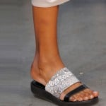 Helmut Lang sandals NY Fashion Week SS 2014