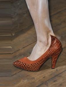 Vivienne Westwood Croc-courts London fashion week spring/summer 2014