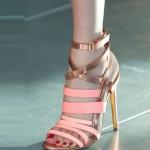 antonio-berardi-pink-gold-shoe-lfw14