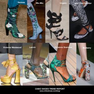 floral-leaf-chiko-shoes-trend-report-spring-summer-2014