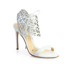 Alexandre-Birman-Python-Sandals