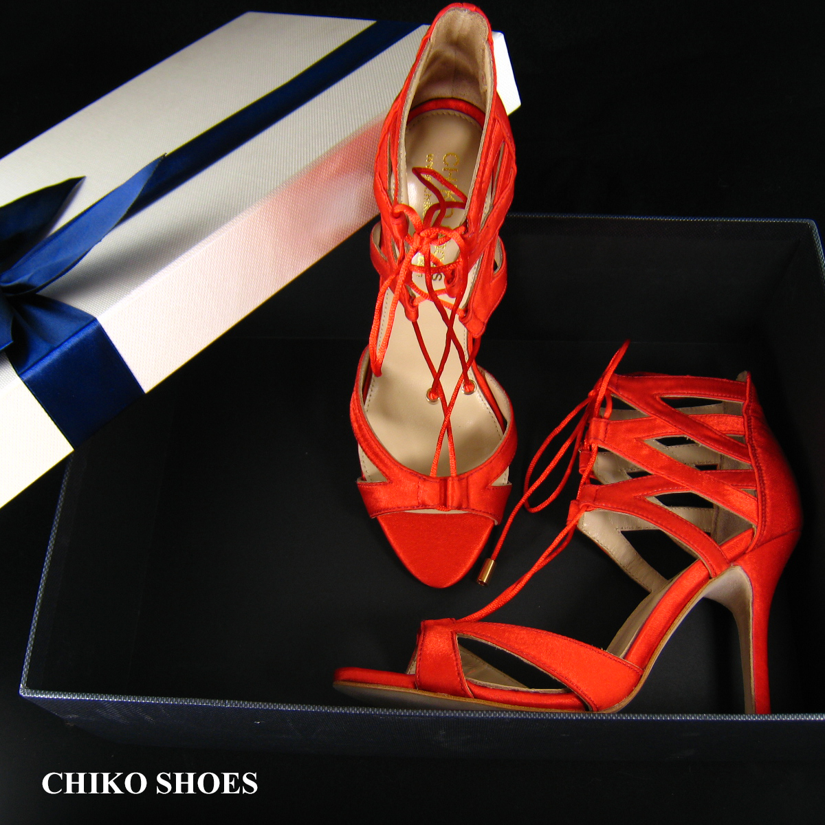 CHIKO Shoes Lace Up Sandal Emma