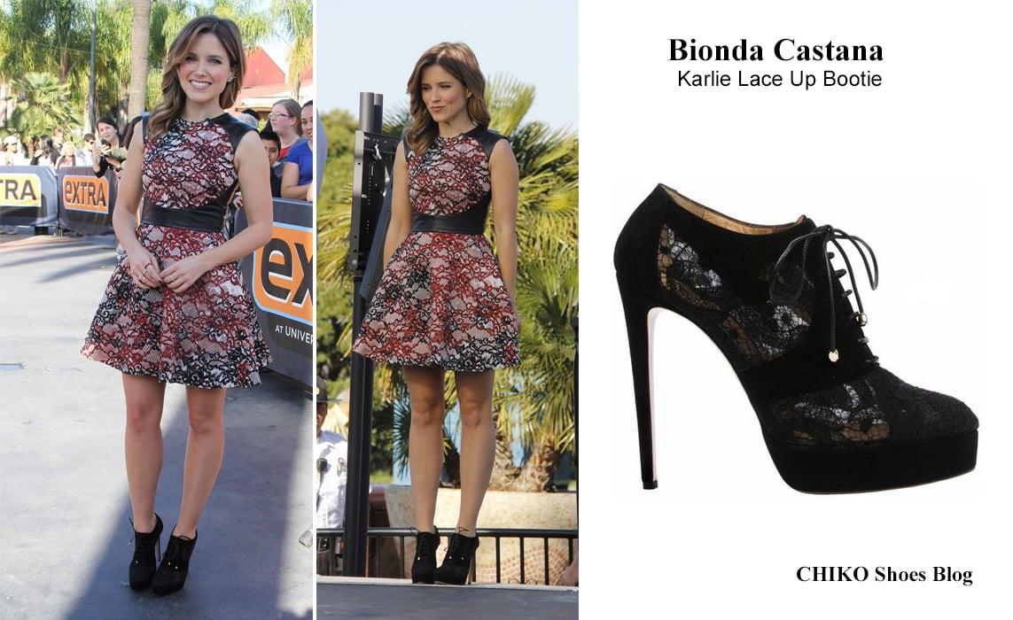 Sophia-bush-spotted-bionda-castana-karlie