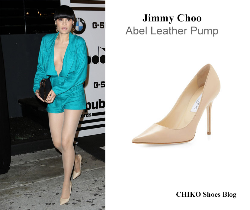 jessie-j-republic-records-grammys-2014-after-party-jimmy-choo