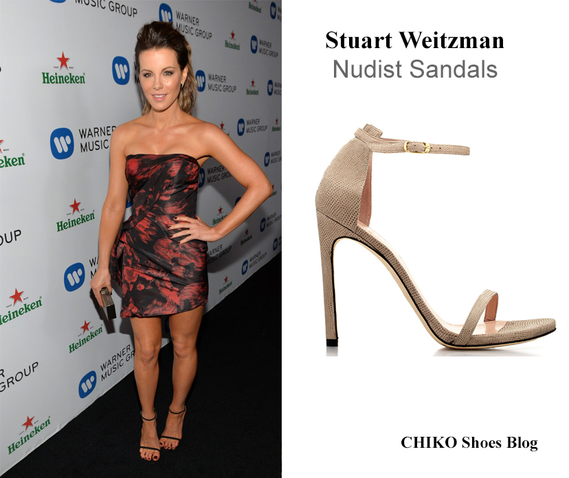 kate-beckinsale-warner-music-groups-grammy-party-Stuart-Weitzman-Nudist