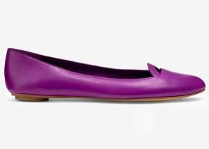 kate spade shoe - purple