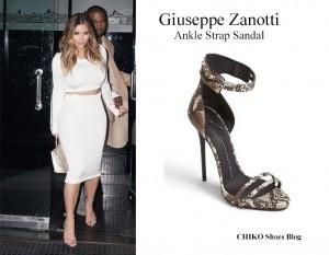 kim-kardashian-bares-midriff-for-dinner-Giuseppe-Zanotti