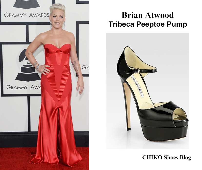 pink-grammys-2014-red-carpet-with-carey-hart-brian-atwood-shoes