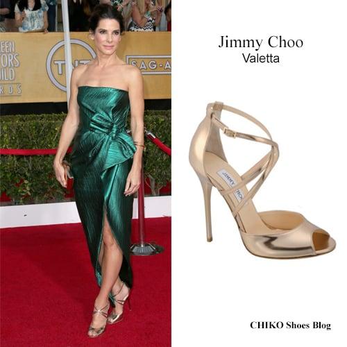 sandra-bullock-sag-awards-2014-JImmy-Choo-Valetta