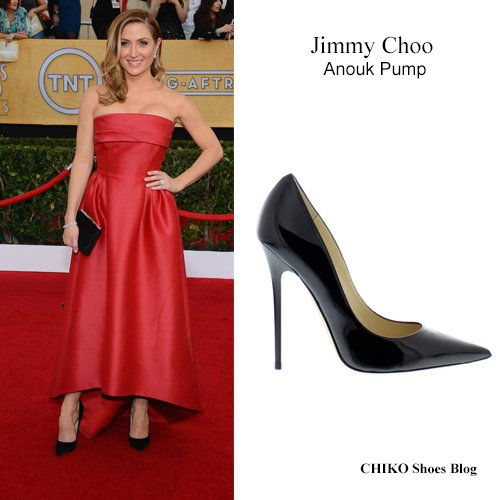 sasha-alexander-holly-hunter-sag-awards-2014-jimmy-choo
