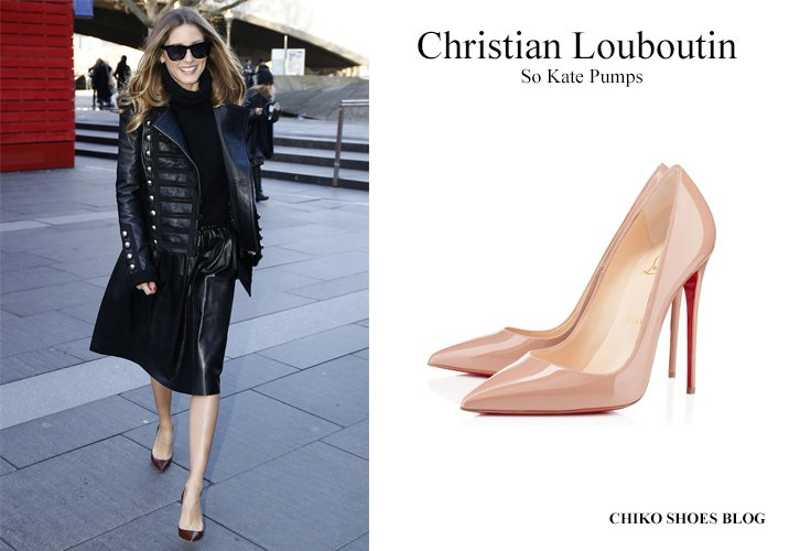 olivia-palermo-London-Fashion-Week-Christian-Louboutin-Pumps