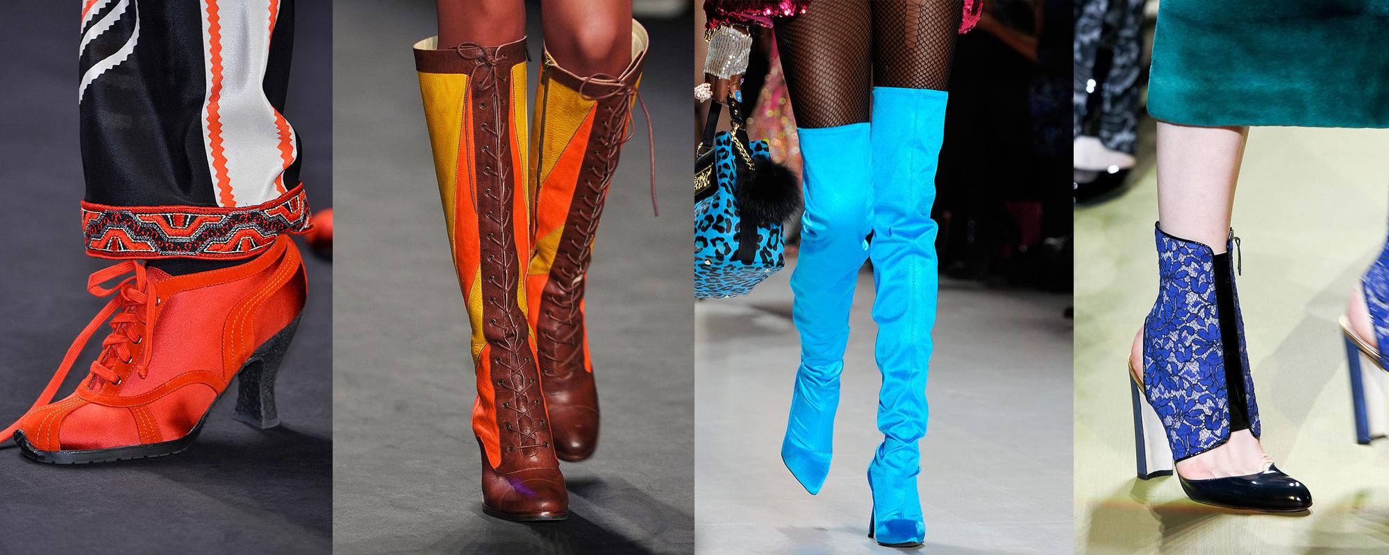 Shoes At New York Fashion Week Fall 2014