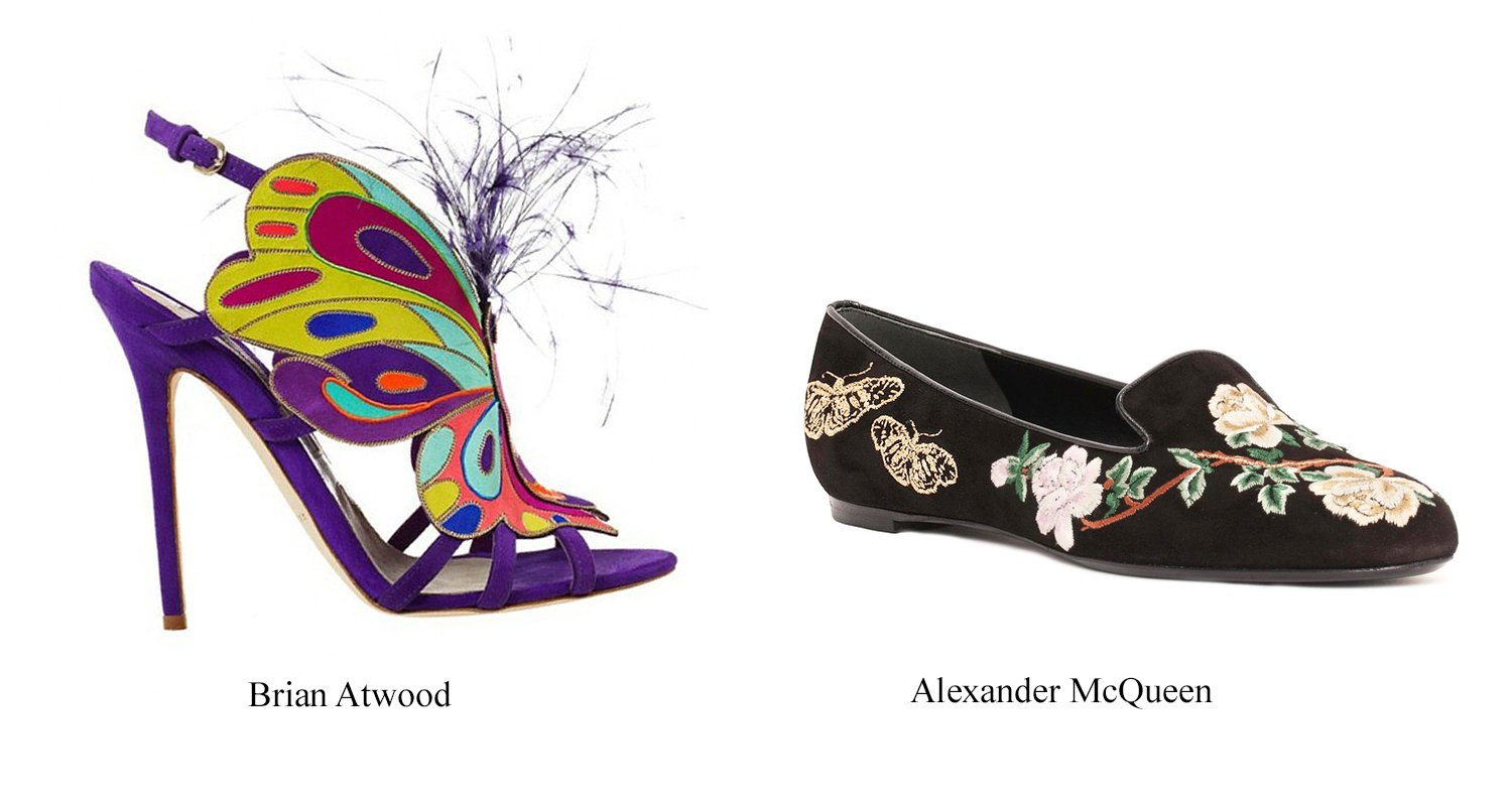 Brian-Atwood-alexander-mcqueen-embroidery-butterfly