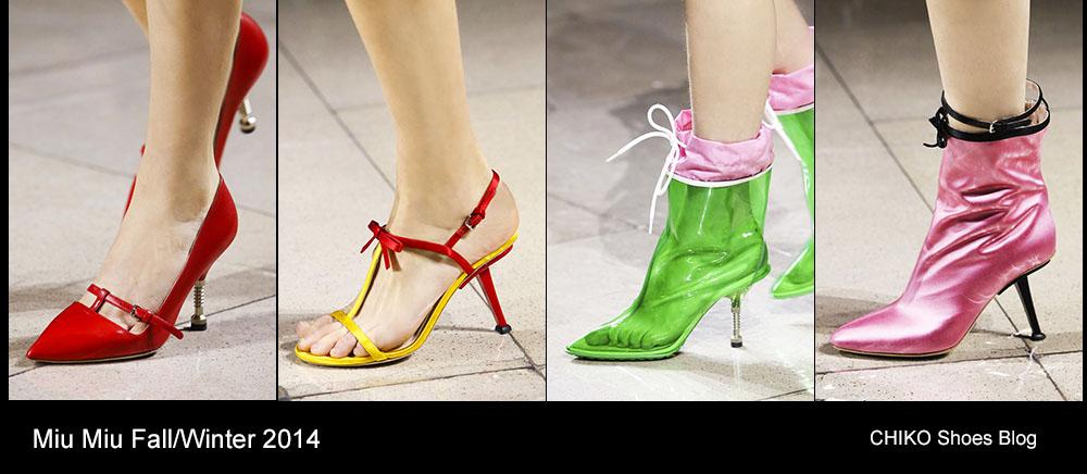 Miu Miu Paris Fashion Week Fall/Winter 2014-2015