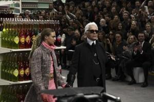 Chanel Ready To Wear Fall Winter 2014 Paris
