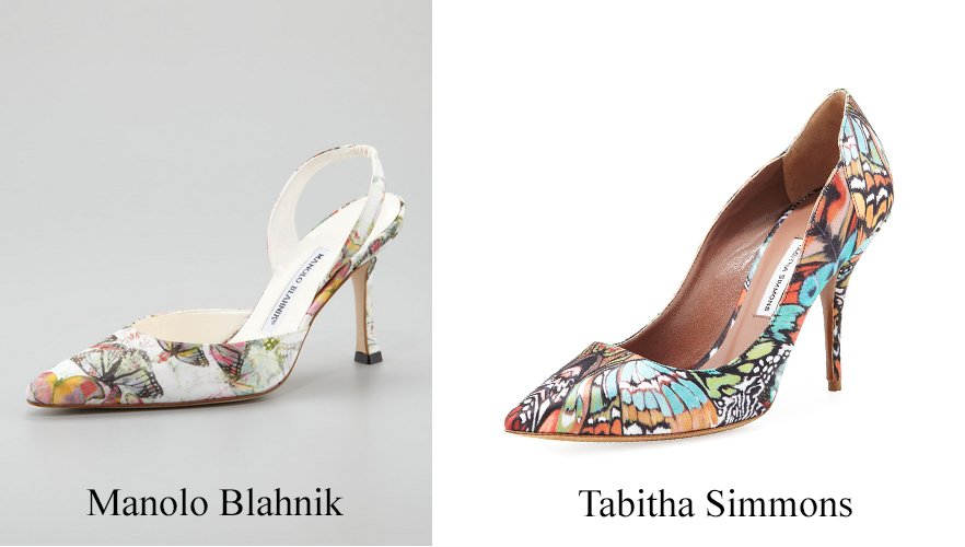 custom-print-butterfly-shoes