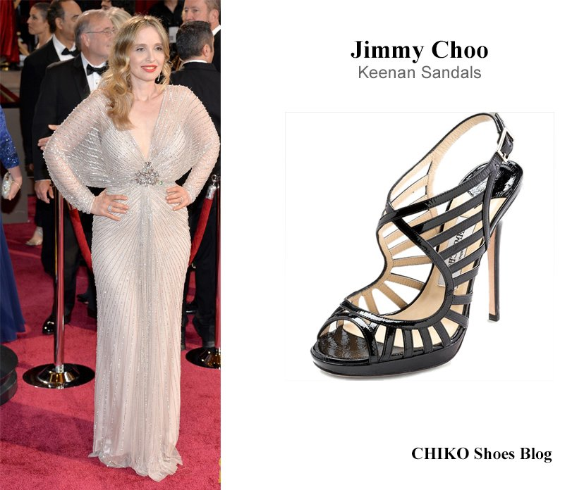 julie-delpy-Jimmy-Choo-pscar-Keenan-Sandals