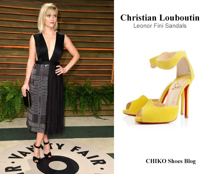 reese-witherspoon-vanity-fair-oscars-party-christian-louboutin-sandal