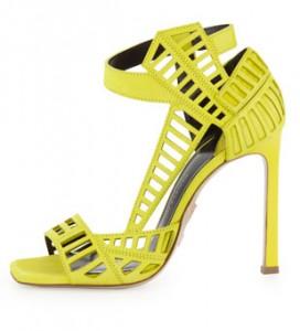 shoe trend alert fall/winter 2014 - 2015 square toe