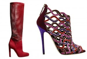 Brian Atwood Shoe Collection Fall /Winter 2014 – 2015