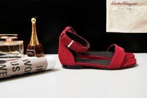 shop flat strap sandals at chiko shoes