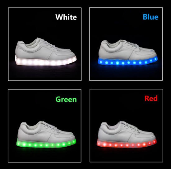 light-sneakers - all-colors