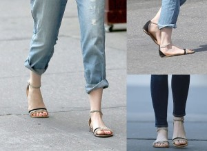 emma-stone-flat-sandals