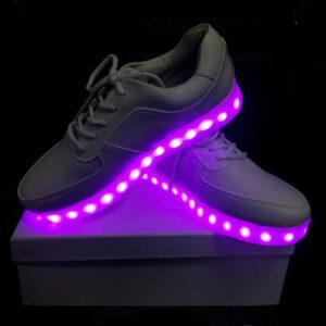 light up snakers
