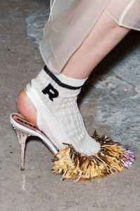 Rochas Spring Summer 2015 shoes