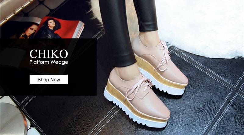 CHIKO Milan Platform Wedge