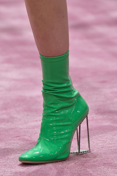 Christian Dior Shoes At Haute Couture Spring 2015