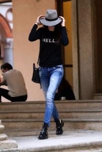 Kendall Jenner Lookbook
