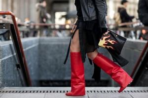 Street Style Milan Fashion Week Fall 2015