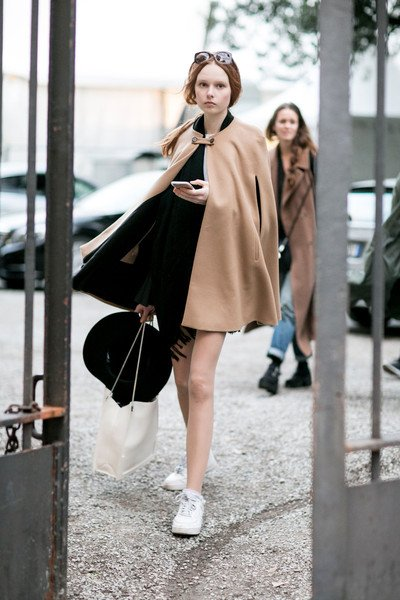 Best Street Styles At Milan Fashion Week Fall Winter 2015 2016