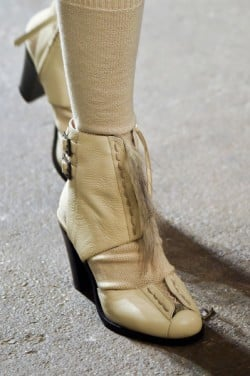 Tracy Reese Fall 2015 Shoes