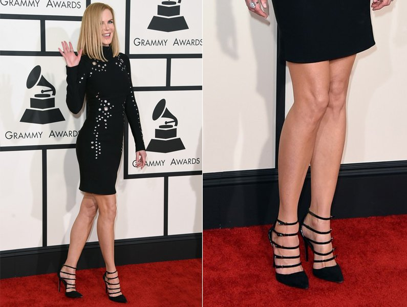 Best Red Carpet Shoes At Grammy 2015 Chiko Shoes Blog