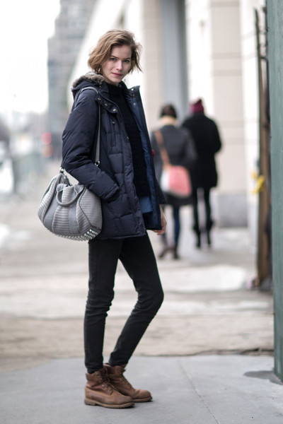 Best Street Styles New York Fashion Week Fall Winter 2015
