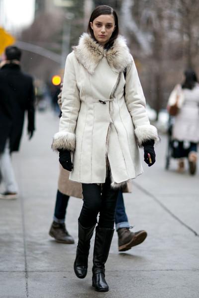 Best Street Styles New York Fashion Week Fall Winter 2015