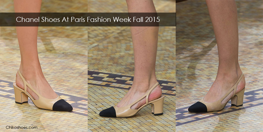 Shoes Fashion Show 2015 Chanel fashion shows always