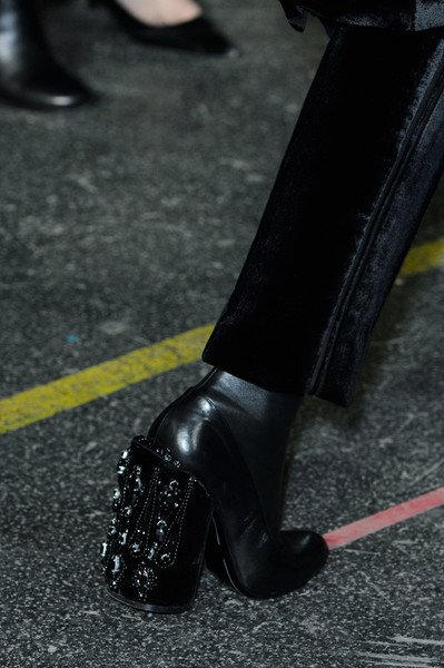 Givenchy Shoes At Paris Fashion Week Fall Winter 2015/2016