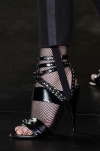 Saint Laurent Shoes At Paris Fashion Week Fall Winter 2015/2016