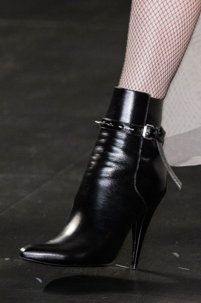 Saint Laurent Shoes At Paris Fashion Week Fall Winter 2015/2016